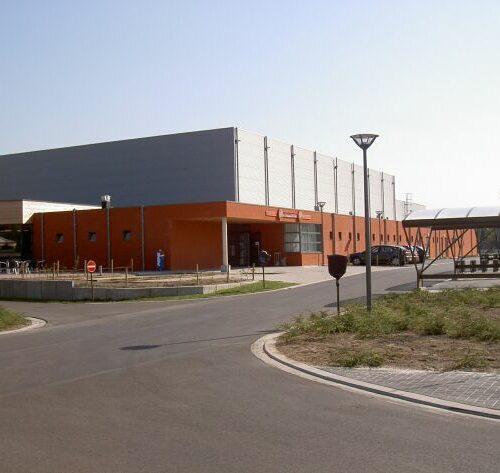 Sportcomplex Den Dijk (Hal 1)